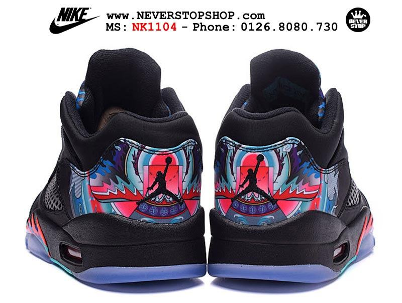 Giày thể thao Nike Jordan 5 Low mới nhất, hàng đẹp super fake replica, giá rẻ tốt nhất HCM