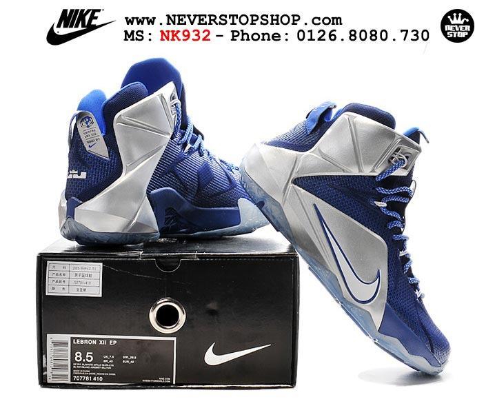 Giày bóng rổ Nike Lebron 12 hàng cao cấp giá tốt nhất 2015