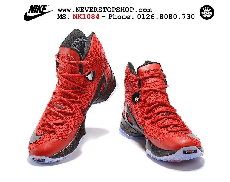 Giày Nike Lebron 13 Elite chuyên bóng rổ, thể thao, tập gym, hàng sfake replica chất lượng cao, giá rẻ tốt nhất HCM