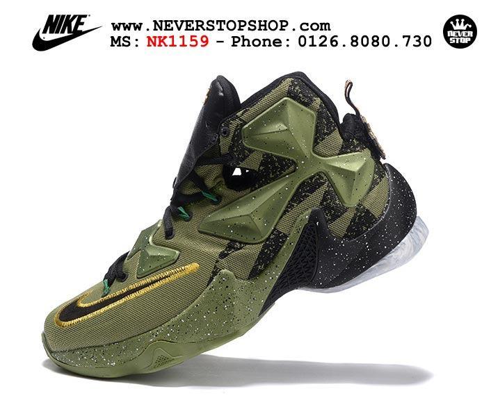 Giày bóng rổ Nike Lebron 13 sfake replica giá rẻ tốt nhất HCM