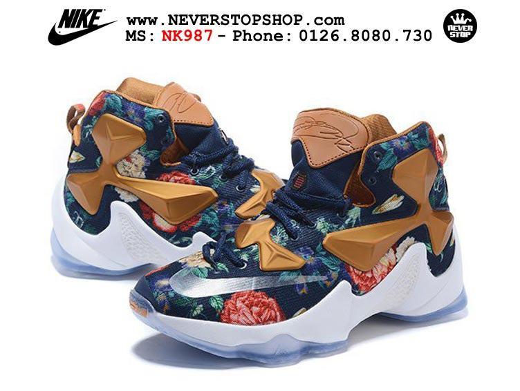 Giày bóng rổ Nike Lebron 13 hàng cao cấp giá tốt nhất 2015