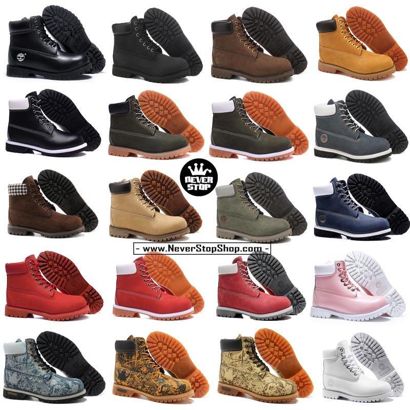 Giày Timberland Boot