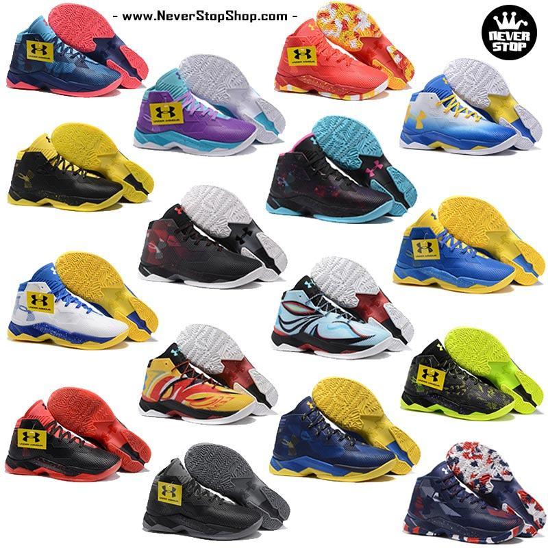 Giày bóng rổ Under Armour Curry 2.5 super fake giá rẻ HCM